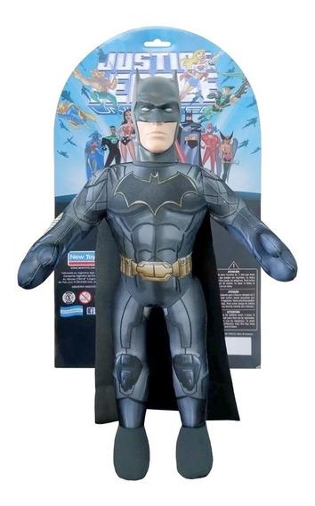 Batman O Flash Muñeco Soft Dc Comics Liga Justicia New Toys