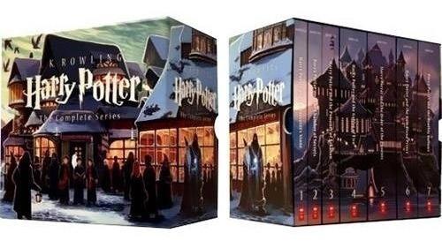 Livro - Harry Potter Box Set Special Edition (inglês)