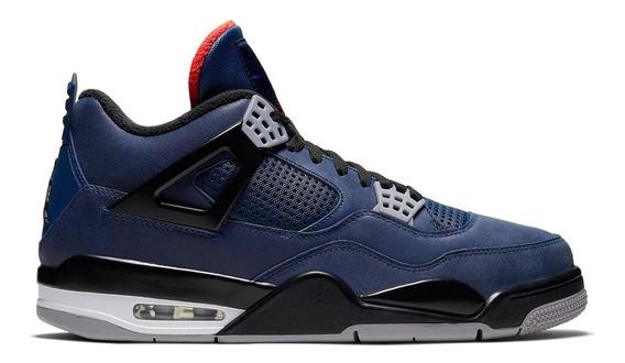 Air Jordan 4 Winterized / Loyal Blue