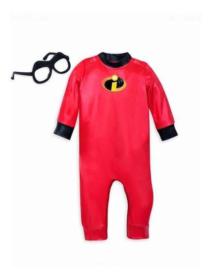 Hoy Disfraz Jack-jack Increíbles Bebé Original Disney Store