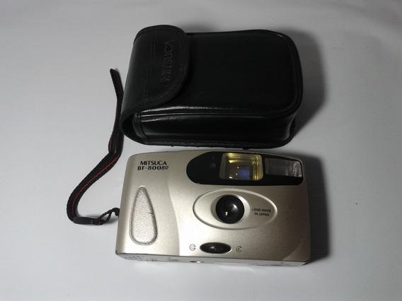 Camera Fotografica Mitsuka Antiga Com Capa