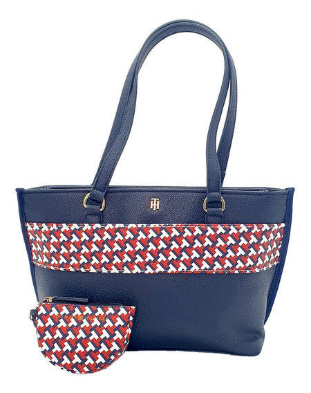 Bolsa Tommy Hilfiger Tote Blair Ii Shopper