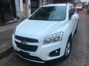 Chevrolet Tracker 1.8 Ltz Awd At Unica En Excelente Estado