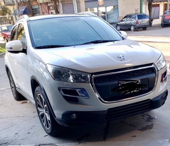 Peugeot 4008 2.0 Allure 4x4 150cv Cvt