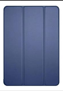 Funda Smart Case Tpu iPad Pro 10.5 Magnética Azul Marino