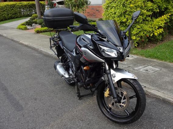 Yamaha Fazer 16 Mod 2013