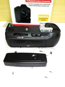 Battery Grip Para Nikon D300/d300s/d700/d900 Controle Remoto