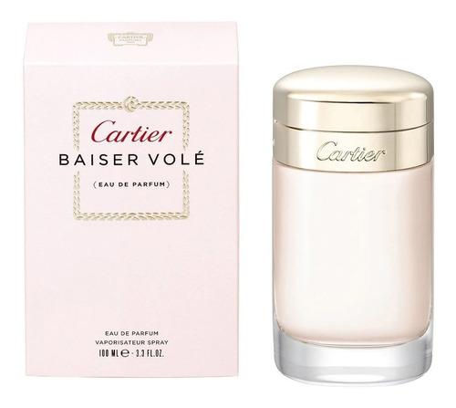 Perfume Locion Baiser Vole De Cartier 100ml Mujer Original