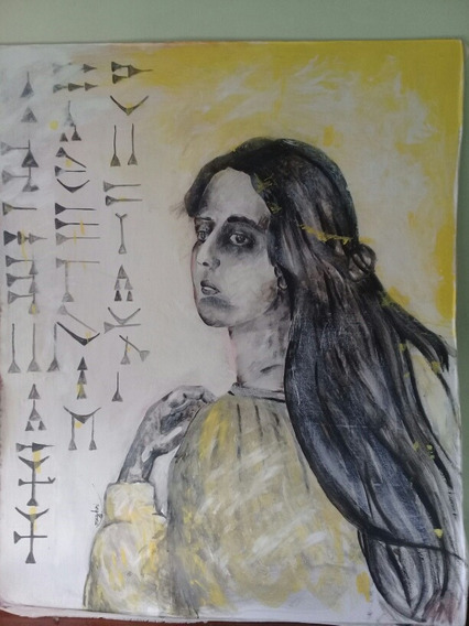 La Princesa De Ugarit ( Shmeemeen/ ¿¿¿¿¿¿)