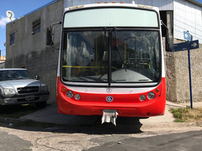 Colectivo Mercedes Benz Oh1315, Metalpar, 2007. Financiamos