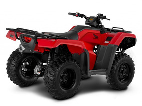 Honda Trx 420 Tm 4x2 En Motolandia