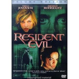 Resident Evil El Huesped Maldito Dvd Pelicula Nuevo Garantia