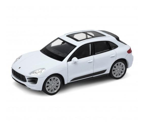 Porsche Macan Welly Escala 1:36