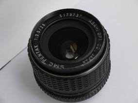 Lente Smc 28mm F3.5 Takumar Pentax K Mount Eos Micro