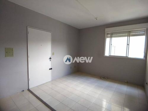 Imagem 1 de 13 de Apartamento Com 1 Dormitório À Venda, 32 M² Por R$ 90.000,00 - Ouro Branco - Novo Hamburgo/rs - Ap2748