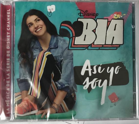 Cd Bia Asi Yo Soy Novedad Disney Open Music U-