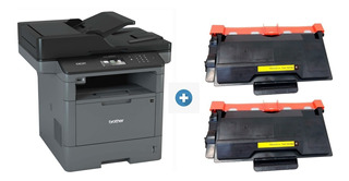 Brother L5652 Dcp-l5652dn Impressora Brother Dcp-l5652dn + 02 Toner Extra De 12k