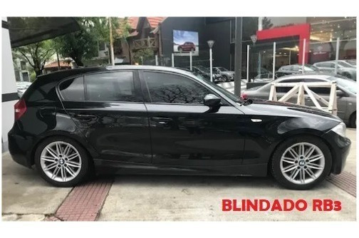 Bmw 130i Blindado Rb3 2010