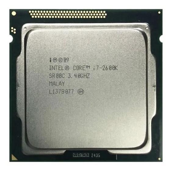 Processador Gamer Intel Core I7-2600