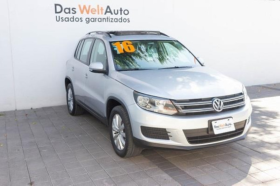 Volkswagen Tiguan 2.0t L4 200hp Track And Fun 2016