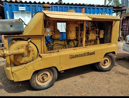 Compressor De Ar À Diesel Motor 6 Cilindro
