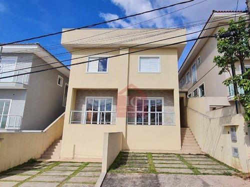 Imagem 1 de 22 de Casa Com 3 Dormitórios À Venda, 124 M² Por R$ 550.000,00 - Vila D'este - Cotia/sp - Ca1225