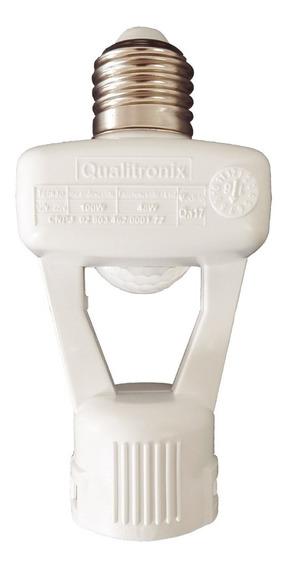 Kit 3 Soquetes Sensor De Presenca 360g Qualitronix