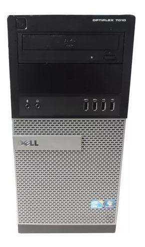 Cpu Dell Optiplex 7010 Intel I5 12gb Hd 500gb