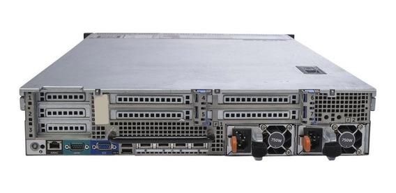 Servidor Dell Poweredge R720 56gb Sixcore Seminovo