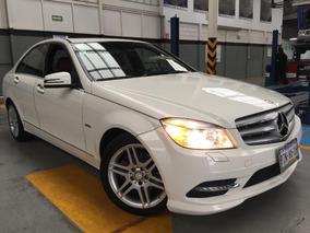 Mercedes-benz C Class 4p C 200 Cgi Sport Aut
