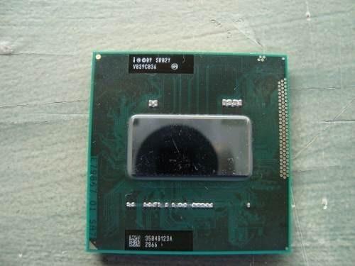 Processador Core I7-2630qm Processor 6m Cache, 2.90 Ghz