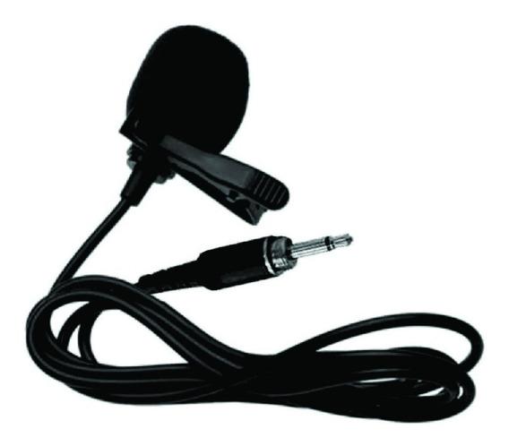 Microfone Lapela Ksr Rosca P2 Reposiçao Lyco Karsect Outros