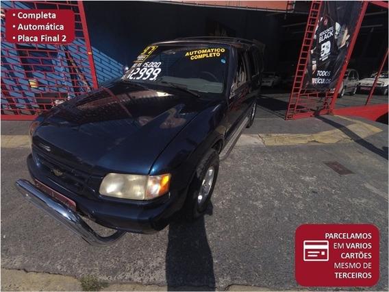 Chevrolet Blazer 4.3 Sfi Dlx 4x2 V6 12v Gasolina 4p Automáti