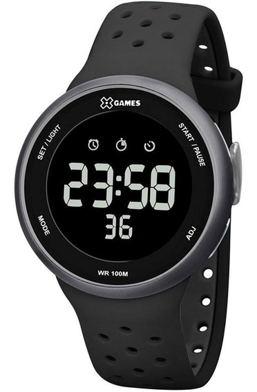 Relógio X-games Unissex Digital Redondo - Xmppd485 Pxpx + Nf
