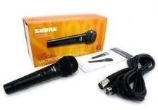 Microfone Shure Sv200, Sv200 Com Cabo Frete Gratis