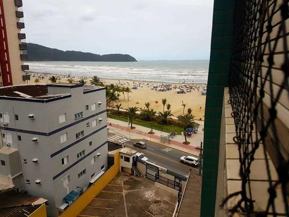 Kit Net Com Vista Para O Mar Na Guilhermina
