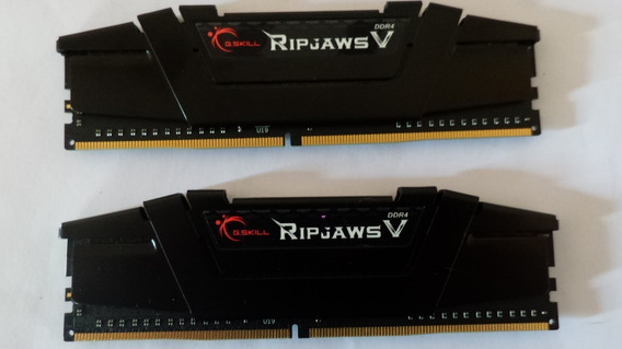 Ddr4 G.skill Ripjaws V 16gb (2x8gb) 3200mhz
