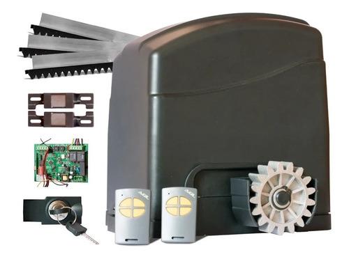 Imagen 1 de 4 de Motor Para Portón Corredizo Agl Trino 300 1/4hp