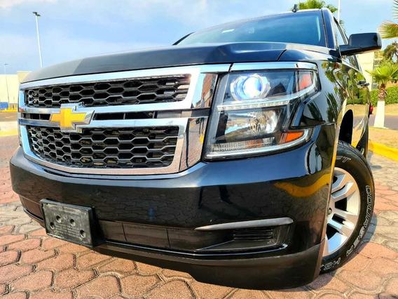 Chevrolet Suburban 5.3 Lt V8 Piel 2da Cubo At 2015