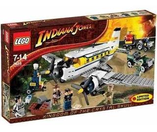Lego Indiana Jones Peligro En Perú 7628 Compreonline!