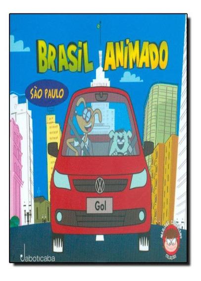 Brasil Animado: São Paulo - Flipbook