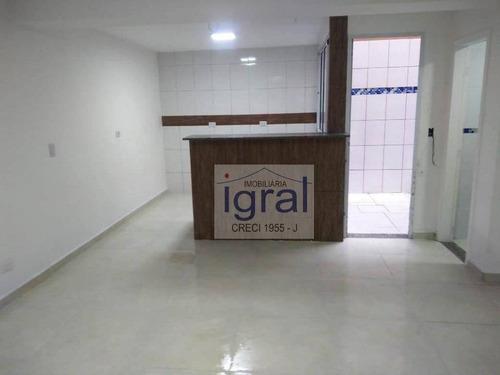 Sobrado Com 2 Dormitórios À Venda, 60 M² Por R$ 280.000,00 - Jabaquara - São Paulo/sp - So0158
