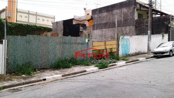 Terreno À Venda, 840 M² Por R$ 1.800.000,00 - Jardim Popular - São Paulo/sp - Te0148