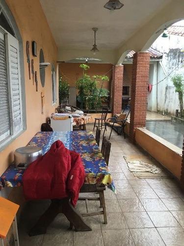 Casa No Balneário Gaivota, Em Itanhaém/sp -à 100 Mts Do Mar!