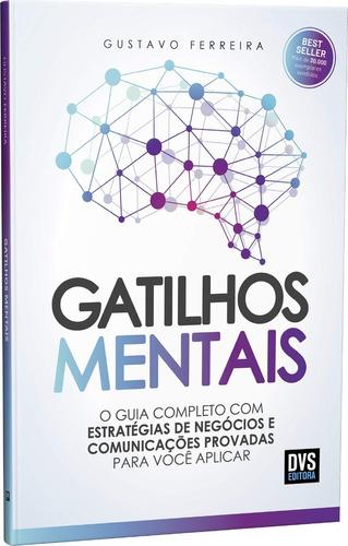 Imagem 1 de 3 de Livro Gatilhos Mentais Guia Completo Estratégias De Negócios