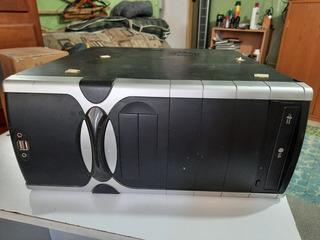 Computadora Celeron 2.66ghz, 40gb En Disco Duro Solo Cpu