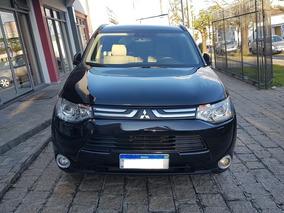 Mitsubishi Outlander Gt 2014, 7 Lugares. 35000+35x1200