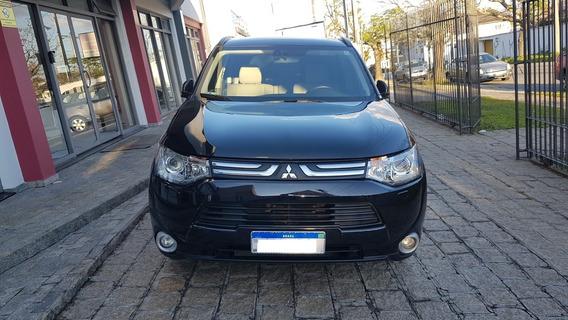 Mitsubishi Outlander Gt 2014, 7 Lugares. 37000+33x1200