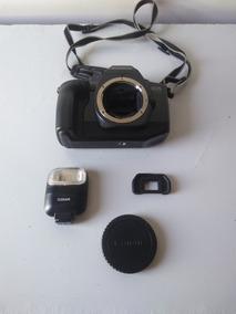Camera Canon Analogica Eos 600 - Leia O Anuncio
