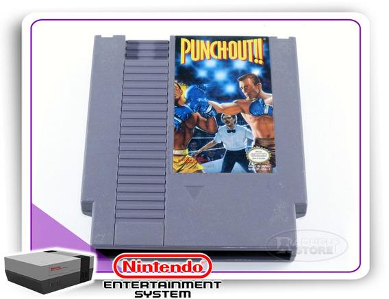 Punch-out Original Nintendinho Nes